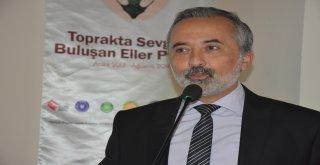 Bursa'da gençler toprakla buluştu