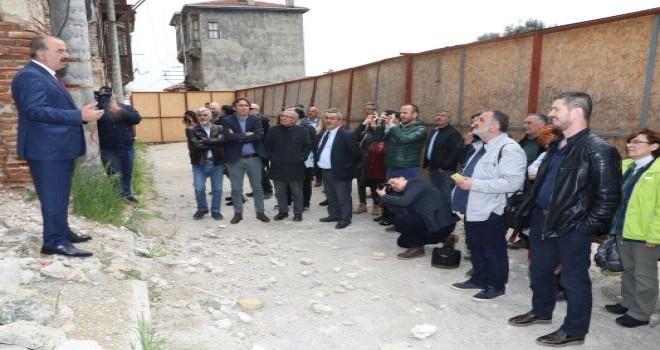 Başkan Türkyılmaz:'Mudanya'nın altın çağı şimdi başlıyor'