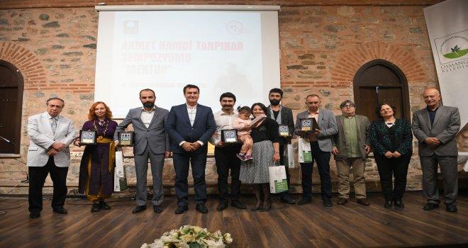 Tanpınar Edebiyat Yarışmasında Ödüller Sahiplerini Buldu