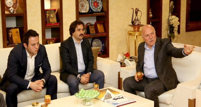 Dr. Mücahit Küçükyılmaz,Erzurum'da 15 Temmuz'u anlattı.