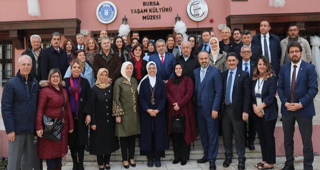 Bursa 'Yaşam Kültürü Müzesi'ne kavuştu