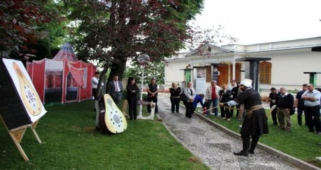 Av Köşkü'nde 'Avcılık' sergisi