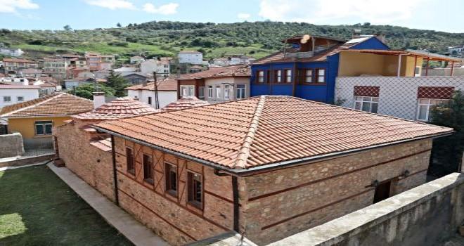 Tirilye hamamı mübadele müzesi oluyor