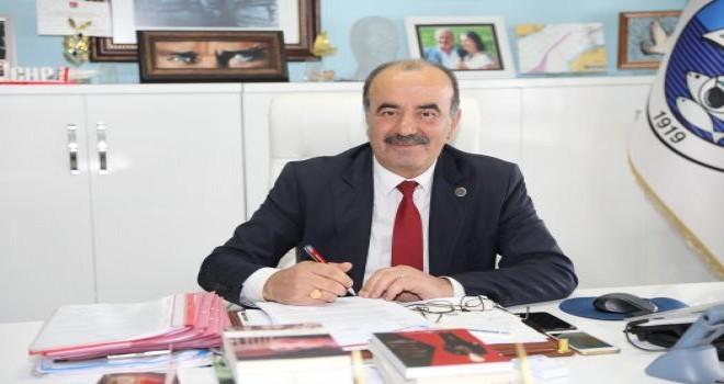 Başkan Türkyılmaz Mudanya'ya marş yazdı.