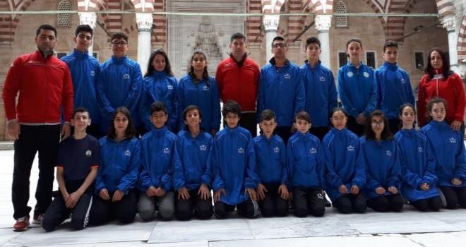 Osmangazi'li Judoculardan Çanakkale Zaferi