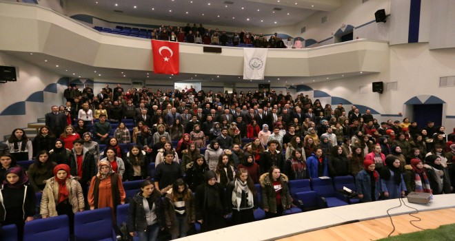 2. Köroğlu Yazarlık Okulu açılış programı gerçekleşti