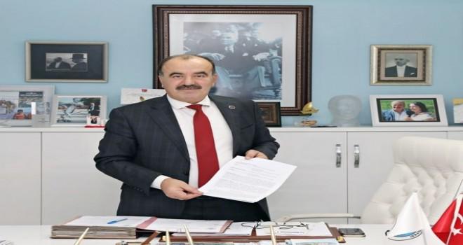Mudanya'da  Büyükşehir'in Esence planına 'durdurma' geldi.