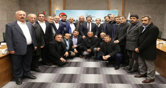 Başkan Atilla: Halkımıza faydalı hizmetler sunmak için varız