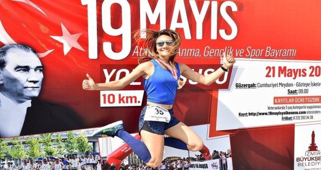 19 Mayıs için koşacaklar