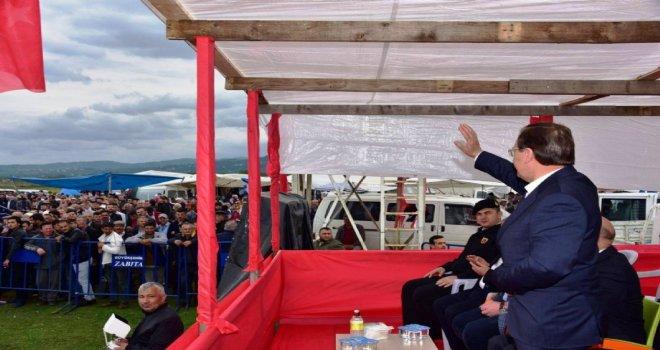 Başkan Şahin:  Bol Bereketli Günler Bizi Bekliyor