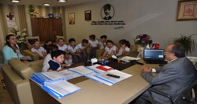 Manisa'da Yerel Yönetimi Yerinde Öğrendiler