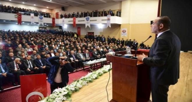 Başkan Sözlü:  'Belediyecilik, kamu hizmetçiliğidir'
