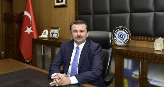 Başkan Erkoç: 'Cennet Annelerin Ayakları Altındadır'