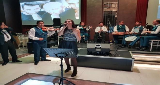 Nilüfer Halk Dansları Topluluğu 18 yaşında