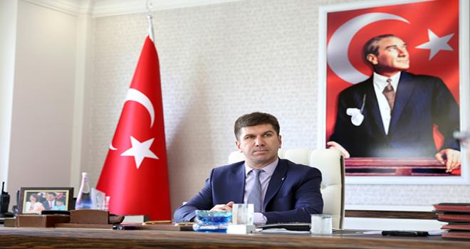 Başkan Ercengiz'in 24 Kasım Öğretmenler Günü Mesajı