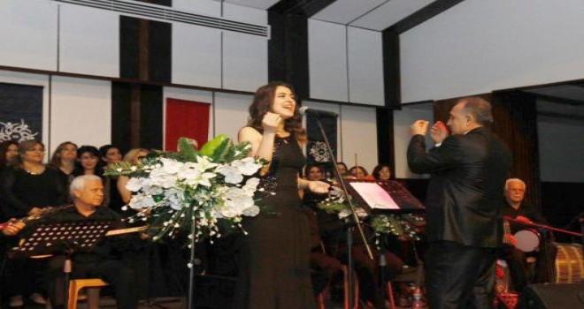 Aydın'da Halk Müziği Konseri