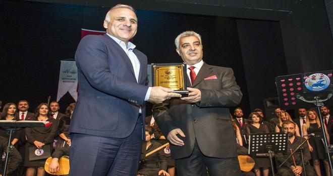 Van Büyükşehir'den Türkülerle Anadolu konseri
