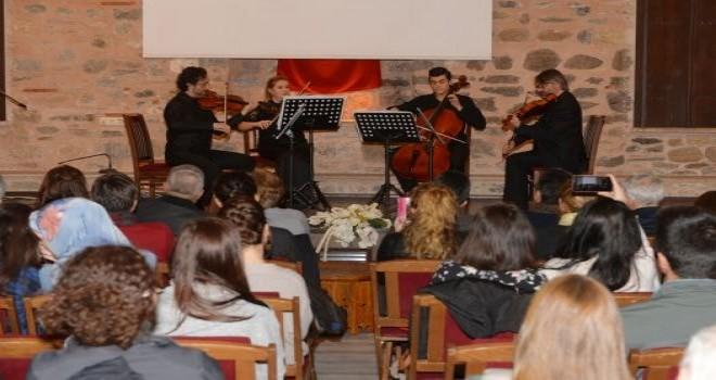 Osmangazi'de Klasik Müzik Ziyafeti