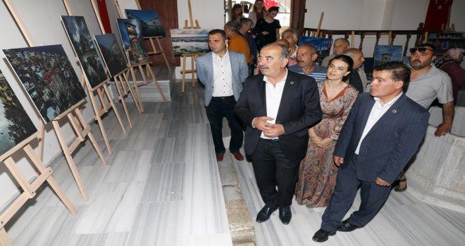 Tirilye Müzesi  Fotoğraf Sergisi ile açıldı.