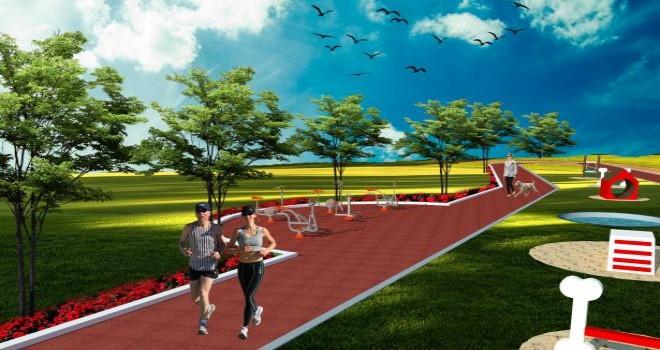 Mudanya Belediyesi'nden Mürsel'e Yaşam Parkı