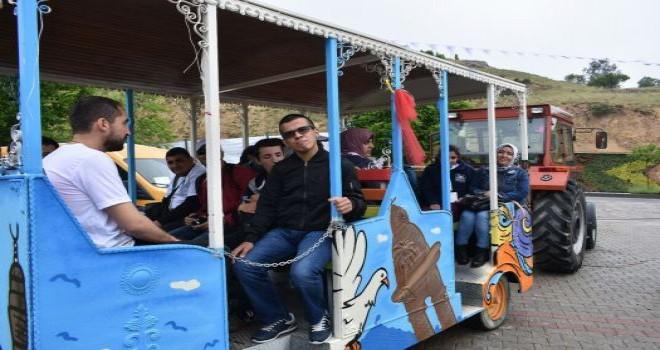 Mardin'de Engelliler Haftası Etinlikleri