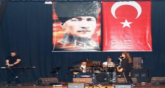 Mudanya'da 'Barışa Şarkılar Müzik Yarışması' heyecanı