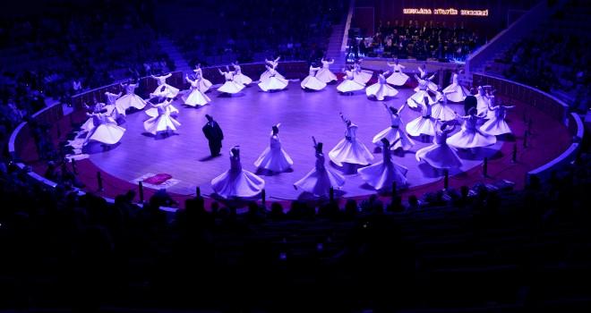 Konya'dan hafta sonu daveti:  'Sema' da Buluşalım