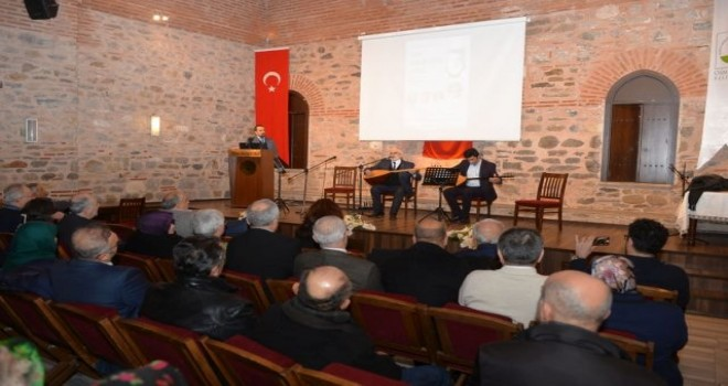 Osmangazi Belediyesi Aşık Sümmani'yi Andı.