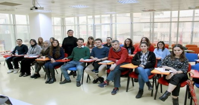 OSMEK'te Dış Ticaret Eğitimi