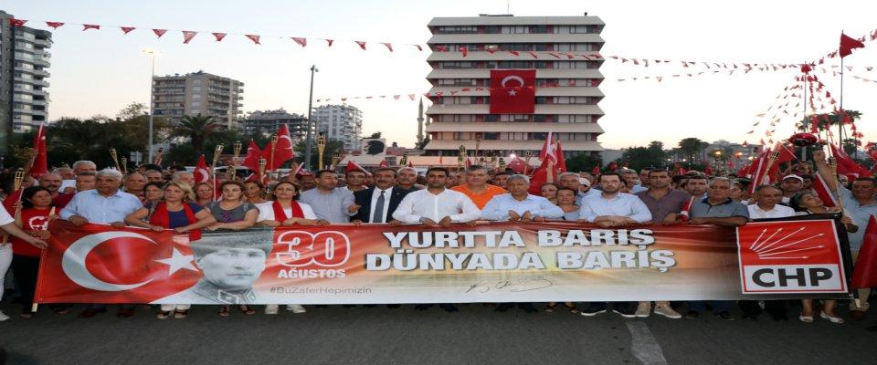 CHP'DEN COŞKULU 'ZAFER' KUTLAMASI