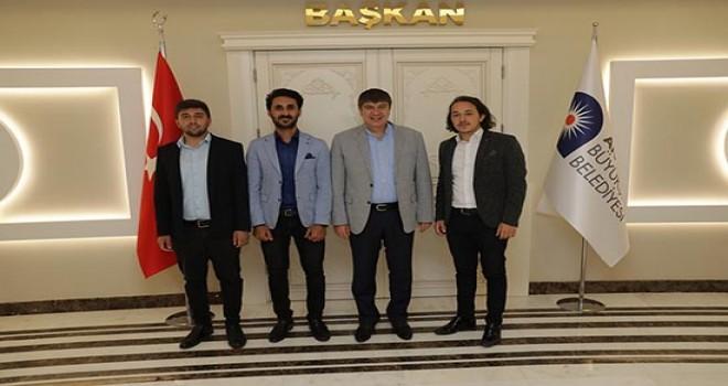 Başkan Türel, Genç Gönül Elçileri İle işbirliği protokolü imzaladı