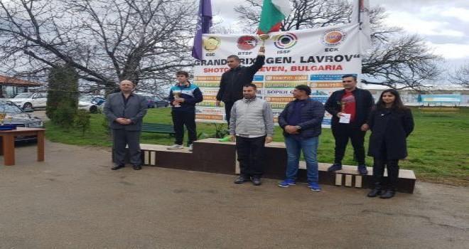 Osmangazili Sporcu Bulgaristan'dan Madalya İle Döndü