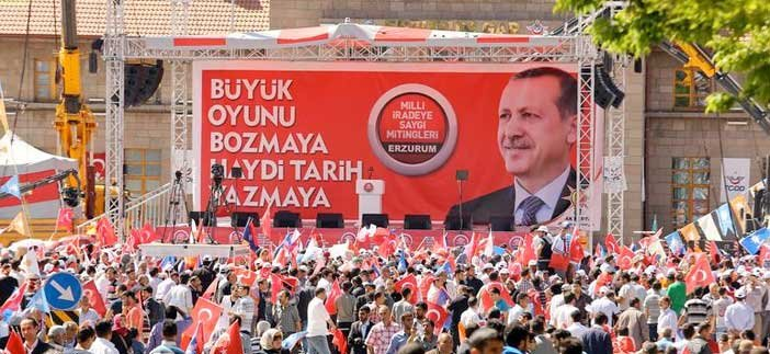 Erzurum'da buluşuyoruz