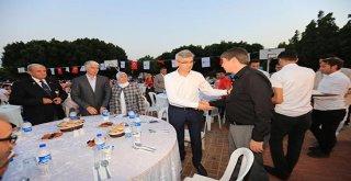 Başkan Türel, şehit ve gazi aileleri ile iftar yaptı
