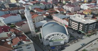 Demirtaş Merkez Camii İbadete Açıldı