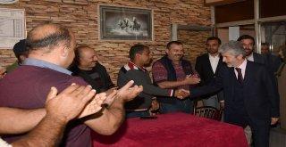 Başkan Tuna Polatlı'da İftar  Yaptı