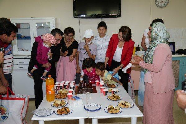 Adana Büyükşehir, Lösemili Çocuklar Moral Verdi