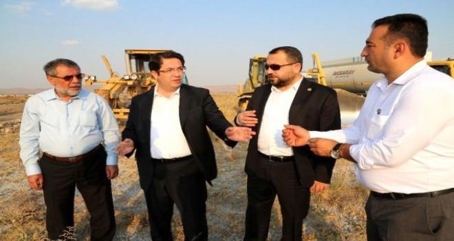 Aksaray'da 375 Milyon Liralık Dev Yatırım Heyacanı