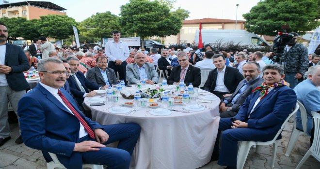 Başkan Aktaş 'Karacabey hak ettiği değere kavuşacak'