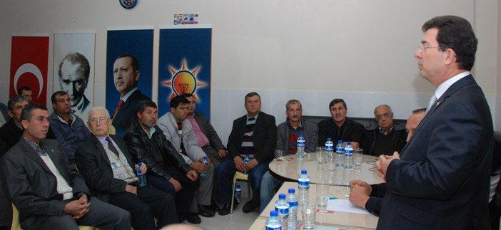 Germencik danışma meclisi toplandı