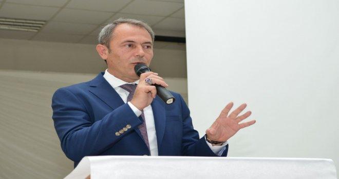 Milletvekili Şahin Tin, G20 Liderler Zirvesini Değerlendirdi