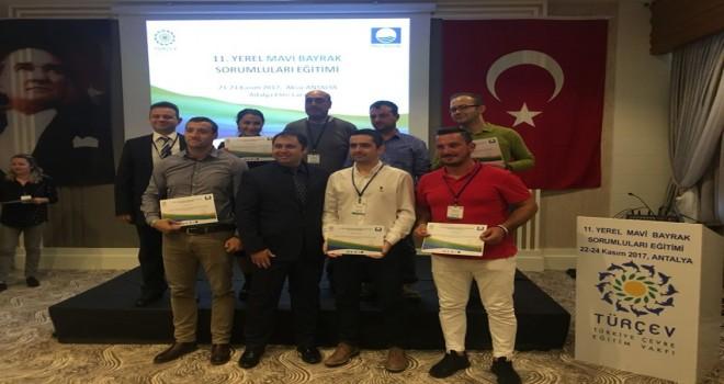 Çanakkale Belediyesi Projesi Mavi Bayrak Seminerinde