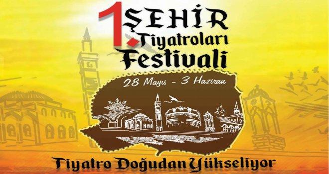 Diyarbakır'da 1. Şehir Tiyatroları Festivali başlıyor