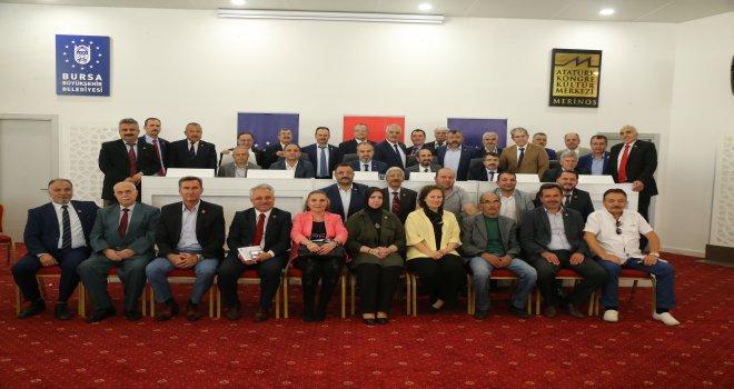 Bursa'da Yatırımlarda öncelik yarım kalan işler