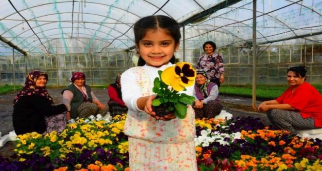 Muğla Büyükşehir'in Kırsala Yatırımları Dikkat Çekiyor