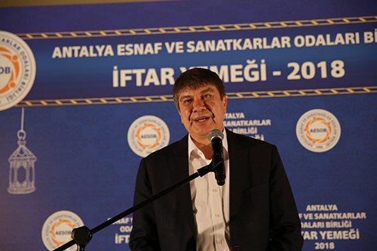Türel: 'Erdoğan'dan başka Müslümanlara sahip çıkan lider yok'