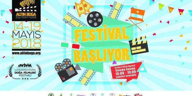 Altın Boğa Doğa Filmleri Festivali Başlıyor