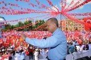 Cumhurbaşkanımız Recep Tayyip Erdoğan Eskişehir'de