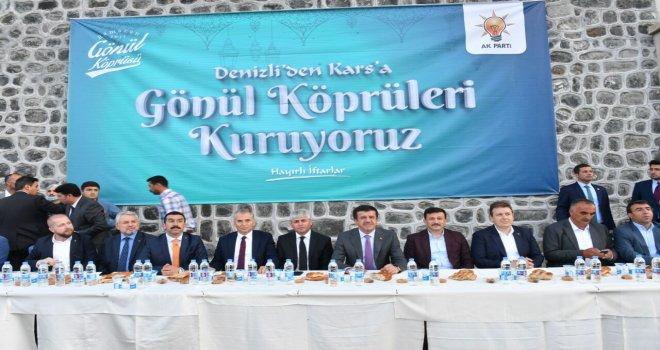 DENİZLİ'DEN KARS'A GÖNÜLLER YAPMAYA GELDİK