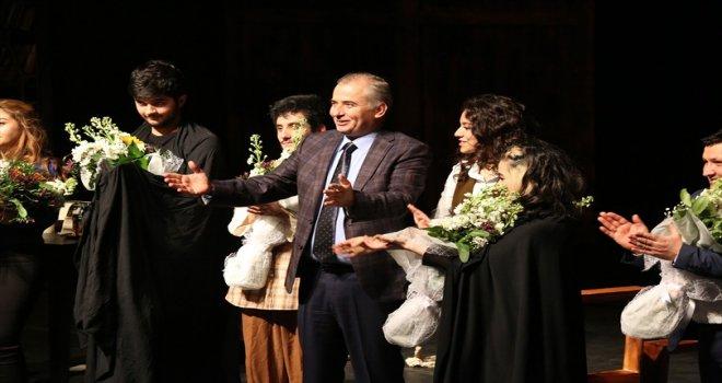 Denizli'de Amatör Tiyatro Festivali sona erdi